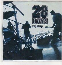 (BS265) 28 Days, Rip It Up - DJ CD