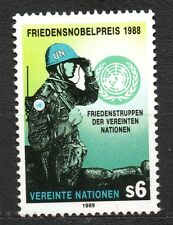 UN Vienna - 1989 Nobel peace prize Mi. 91 MNH