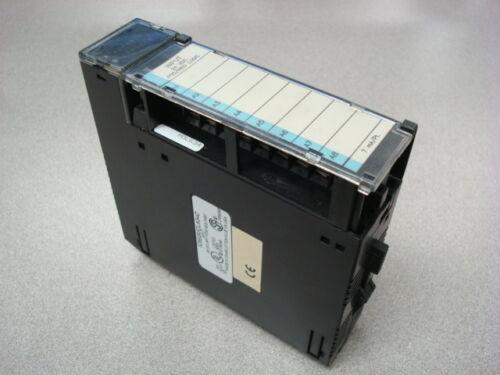 USED GE Fanuc IC693MDL634C 8PT 24VDC POS//NEG Fast Input Module