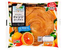 Como, Japanese Bread, Danish Orange Yogurt, Seasonal Limited, S5