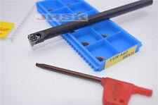 SNR0008K11 (8mm × 125mm)+ 1pcs insert  11IR A60  11IR 1/4 A60 11EL A60