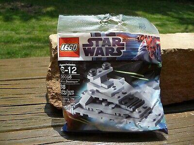 New LEGO Star Wars Star Destroyer Clone Wars 30056 polybag 38 pcs
