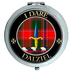 Dalziel Schottische Clan Kompakter Spiegel