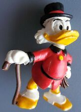pvc duck Uncle Scrooge McDuck ANGRY XL Bully /'88 Set Figure Lot disney Topper