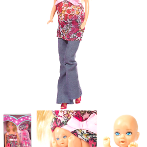 Steffi Love Welcome Baby Pregnant Doll 13 Accessories
