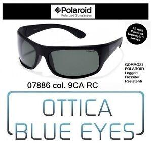 Occhiali-da-Sole-POLAROID-Polarized-Sunglasses-07886-D-9CA-RC-Sonnenbrille-New
