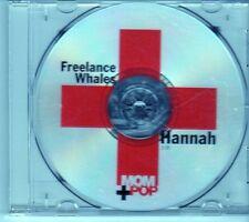 (EK437) Freelance Whales, Hannah - 2010 DJ CD