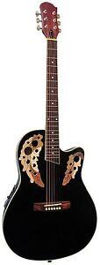 Mit Anschlußkabel!n Dauerhafter Service Verschiedene Modelle Roundback-gitarre Rb-msa