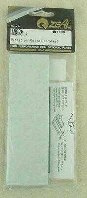Kyosho Zeal Vibration Absorption Sheet Gyro/Receiver Mounting Gel KYOZ8006