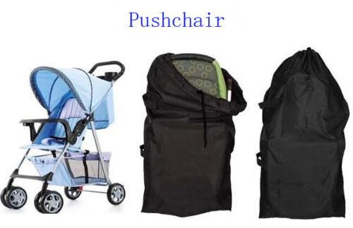 Gate Check Pram Travel Bag Umbrella Stroller//Pushchair//Buggy Waterproof Cover