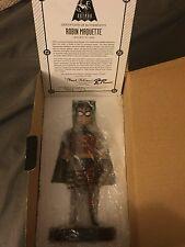 Robin Batman TAS Maquette statue figure WB 1521/2500 box MULTI SIGNED COA JOKER