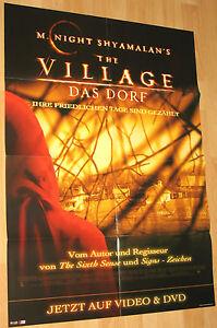 The-Village-Das-Dorf-Filmplakat-Poster-A1-ca-60x84cm