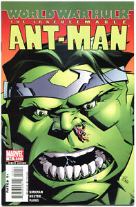 Irredeemable-ANT-MAN-10-NM-Kirkman-of-Walking-Dead-2006-1st-more-in-store