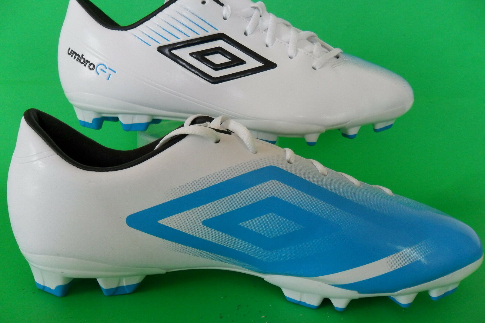 ~NEW~Umbro Diamond Icon GT II CUP Football Soccer Boot Cleats shoes~Uomo size 12