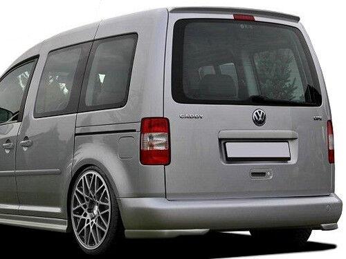 Rear door wing cover 2003-2015 For VW CADDY MK3 2K TAILGATE SPOILER