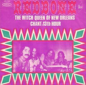 REDBONE-The-Witch-Queen-Of-New-Orleans-1971-VINYL-SINGLE-7-034-HOLLAND