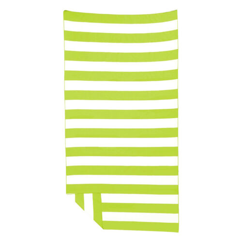 170*90cm Striped Oversized Microfiber Light Beach Quick-drying Travel Bath Towel