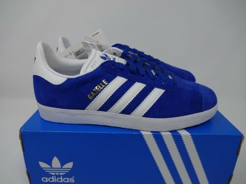 White Gazelle 4 Blue Uk S76227 5 5 Royal bnib Adidas 4 Trainers 5 dIwTq1I