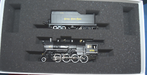 Broadway Limited Paragon Series Train Set 2795 2-8-0 Consolidation, NKP