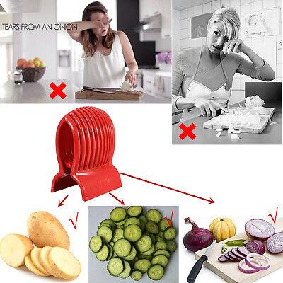 Tomato Holder Slicer Vegetable Onion Potato Fruit Egg Peeler Cutter DIY Tools