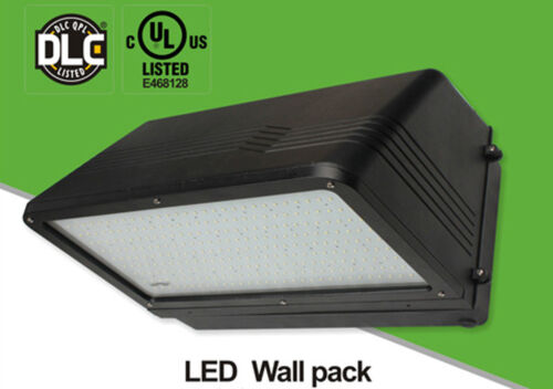 100W Wall pack LED light commercial industry outdoor