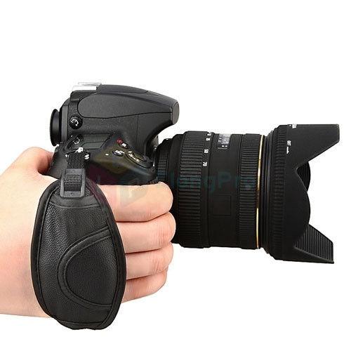 Camera Battery Hand Grip Strap For Nikon D600 D3200 D5200 D7000 D7100 D800 D700