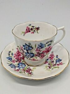 Royal-Albert-Bone-China-Cup-and-Saucer-Floral-Design