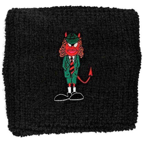 AC//DC Angus Devil Wrist Sweatband rz