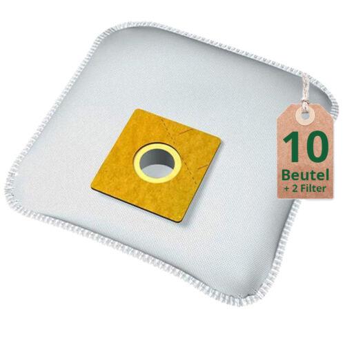 Staubsaugerbeutel passend für Tevion AS 35 Filtertüten Beutel Staubbeutel