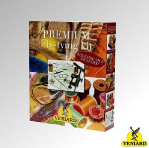 Veniard Kit para moscas Premium (vpftk)