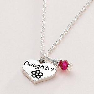 Gift-for-Daughter-Necklace-with-Birthstone-Personalised-Jewellery