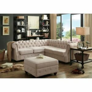 Chesterfield Big Sofa Xxl Couch Wohnlandschaft Leder Polster Eck