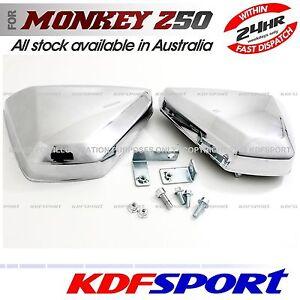 KDF-SIDE-FENDER-COVER-CHROMED-PLASTIC-LH-RH-PARTS-FOR-HONDA-MONKEY-Z50-Z50J