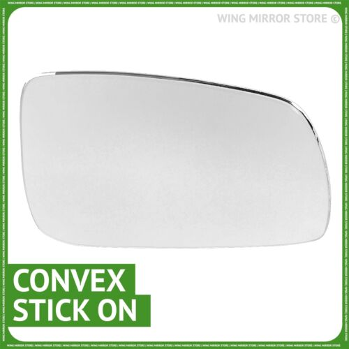 Right hand Driver side for Seat Cordoba 99-02 wing mirror glass