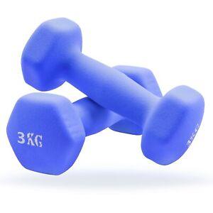 Fitness MAD Manubri in neoprene COPPIA
