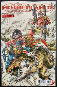 MOTHERLANDS-1b-2018-VERTIGO-Comics-VF-NM-Book
