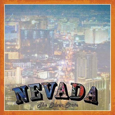 "CUSTOM SCRAPBOOK PAPER SET LAS VEGAS NEVADA TRAVEL VACATION 12"" x 12"" PAPERS KIT"