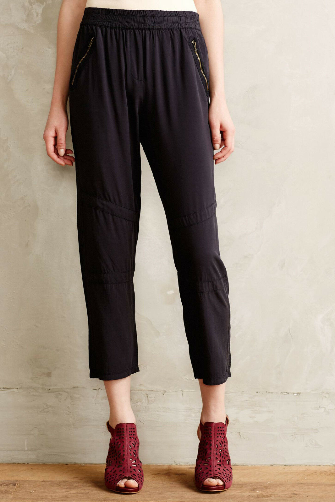 Lilka Bryce Moto Pants Various colors and Sizes NW ANTHROPOLOGIE Tag