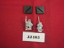 OOP Warhammer Imperial Dwarf Thoram and Gardrobe 1987 Metal Ref JJ405
