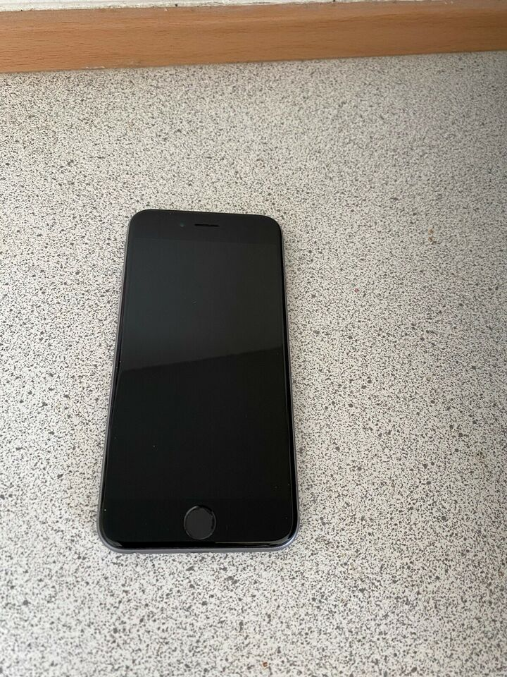 iPhone 6, 32 GB, grå