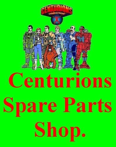 1986 Centurions Power Extreme par Kenner ~ pièces détachées SHOP ~ Pour Max Ray