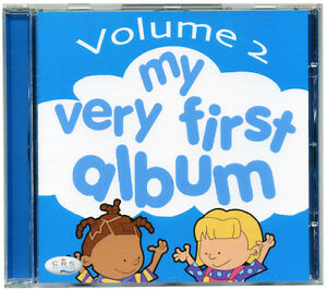 My-Very-First-Album-CD-vol2-30-great-pre-school-songs-for-kids-NEW-amp-WRAPPED