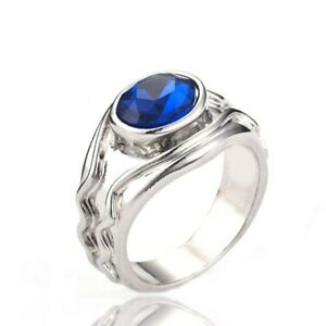 Elrond-039-s-Vilya-Sapphire-Blue-Ring-of-Air-Lord-of-the-Rings-LOTR-Cosplay-Costume