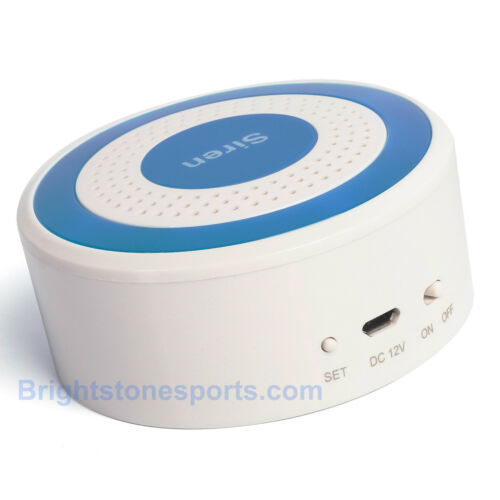 Wireless GSM WIFI Home Security Alarm System Mobile APP Infrared Detector