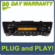 00 01 02 03 04 05 06 Nissan SENTRA Radio AUX MP3 CD Player CY620 28185-ZG10A OEM