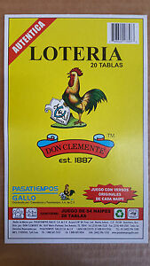 Loteria-20-DIFFERENT-Boards-1-Deck-Mexican-Bingo-Game-Authentic-Don-Clemente