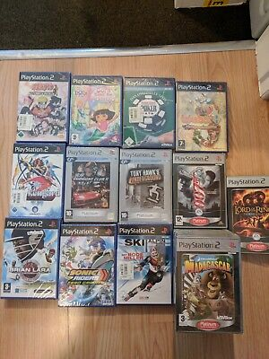 Brand new PAL Region 2 Europe PS2 Playstation 2 Games ...