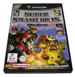 Super Smash Bros Melee Nintendo Gamecube PAL *Complete*