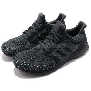f6fddaf6b1048 adidas Ultra BOOST Clima LTD 4.0 Carbon Black Men Running Shoes ...