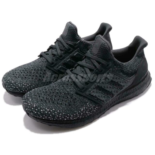 adidas Ultra BOOST Clima LTD 4.0 Carbon Black Men Running Shoes Sneakers  CQ0022